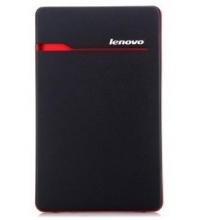 联想 LENOVO F310S 2.5寸超薄USB3.0 原装正品移动硬盘 金属外壳 精致超薄_黑色_2T