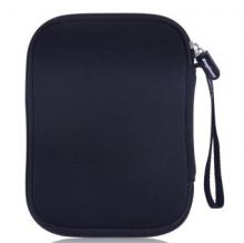 金胜 KINGSHARE 移动硬盘保护包2.5英寸 多功能收纳包 KS-PHD25D_黑色