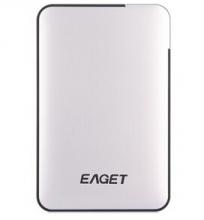 忆捷 EAGET E600 2.5英寸 USB3.0超薄硬加密防震移动硬盘 1TB