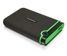 创见移动硬盘军规抗震移动硬盘(SJ25M3) USB3.0_棕色_750G