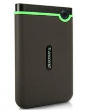 创见 TRANSCEND STOREJET 25M3军规抗震移动硬盘 USB3.0_军规抗震(黑)_2T