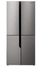 海信(Hisense)BCD-440WTD 440升 电脑无霜 节能 十字对开门冰箱(SPA水离子)