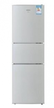 西门子(SIEMENS) KG24F53TI 236升 三门冰箱 零度保鲜(银色)BCD-236(KG24F53TI)