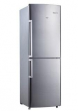 格兰仕(Galanz) BCD-210W 210L双门一级能效风冷冰箱(无霜不锈钢)