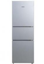 西门子(SIEMENS)KG28FA2SPC 279升 三门冰箱 绿色零度保鲜(拉丝银)BCD-279(KG28FA2SPC)