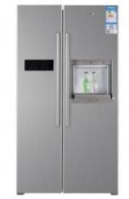 TCL BCD-518WEXM60 518升 风冷无霜 对开门冰箱 吧台(星空银)
