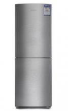容声(Ronshen)BCD-206D11D 206升 双门冰箱(拉丝银)