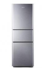 海信(Hisense) BCD-206D/Q1 206升 三门冰箱(拉丝银)