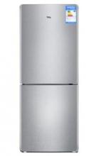TCL BCD-171KF1 171升 双门冰箱 净味保鲜 全局光(闪白银)