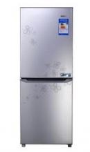 格兰仕(Galanz) BCD-179N四叶草 179L双门冰箱(拉丝银)