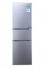 格兰仕(Galanz) BCD-216T 216L三门冰箱(拉丝银)