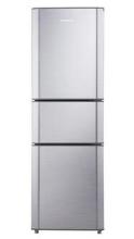 容声(Ronshen)BCD-202M/TX6 202升 三门冰箱(拉丝银色)