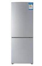 容声(Ronshen)BCD-171D11D 171升 双门冰箱 (拉丝银)