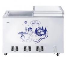 海尔(haier)BC/BD-218SHT 蝶形门 单箱变温柜