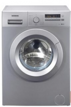 西门子(SIEMENS)XQG70-WM12E2680W 7公斤 滚筒洗衣机 智能经典系列(银色)