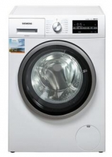 西门子(SIEMENS)WD12G4C01W 8公斤 洗干一体机 (白色)XQG80-WD12G4C01W