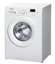 西门子(SIEMENS)WM08X0601W 6公斤 滚筒洗衣机 智能经典系列(白色)XQG60-WM08X0601W