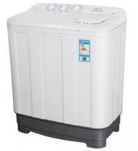 TCL XPB65-2228S 6.5公斤 半自动洗衣机 洗脱分离(白色)