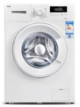 TCL XQG60-F10102T 6公斤 滚筒洗衣机 大屏16程序(芭蕾白)