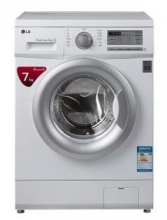 LG WD-HH2431D 7公斤 DD变频滚筒洗衣机 (白色)