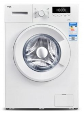 TCL XQG70-F12102T 7公斤 滚筒洗衣机 大屏16程序(芭蕾白)