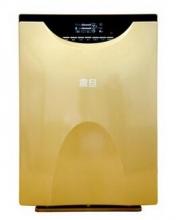 震旦(AURORA)AA-518 金色空气净化器 有效过滤80多种空气污染物,清新负离子、除PM2.5、去甲醛、异味
