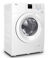 TCL XQG60-F10101T 6公斤 滚筒洗衣机 LED屏显示 (芭蕾白)