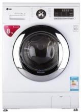 LG WD-T14410DL 8公斤 DD变频静心系列滚筒洗衣机(白色)WD-T14410DL
