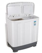 TCL XPB80-2228S 8公斤 半自动洗衣机 洗脱分离(欧洲白)