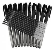 齐心(Comix)K3260 超值装特选油墨通用中性笔(10笔10芯)0.5mm