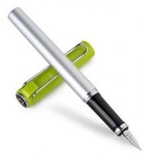 得力(deli)S669F发现者系列时尚沉稳钢笔/墨水笔 F尖/明尖钢笔