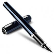 得力(deli)S676M 米修斯系列金属质感钢笔 M尖/明尖