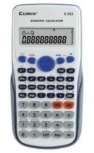 齐心(COMIX)C-333 中台函数通计算器 10位 新老包装随机发货