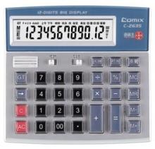 齐心(COMIX) C-2635 语音计算器 12位