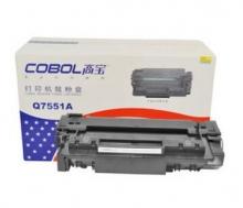 COBOL高宝 Q7551A 硒鼓 黑色
