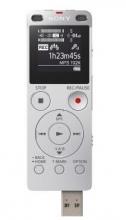 索尼(SONY)ICD-UX565F 数码录音棒 纤薄机身 8GB (银)
