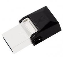 金士顿(Kingston)DTDUO3 16GB OTG USB3.0 micro-USB 和 USB双接口 手机U盘