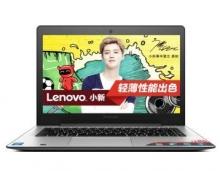 联想(Lenovo)小新出色版I2000IRIS版14英寸超薄笔记本电脑(i7-5557U 4G 8G SSHD+500G Iris6100)星空银