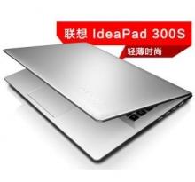 联想 IdeaPad 300S 14英寸超薄笔记本电脑2G独显六代酷睿S41-70升级 I7-6500U/4G/500G/2G独显/星光银