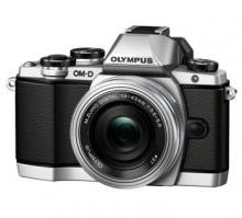 奥林巴斯(OLYMPUS) E-M10-1442-2R 微型单电套机 黑色
