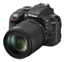 尼康 NIKON D3300 数码单反照相机