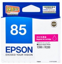 爱普生(Epson)T0853(T1223) 洋红色墨盒 C13T122380