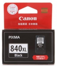 佳能(Canon)PG-840XL 高容黑色墨盒