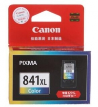 佳能(Canon)CL-841XL 高容彩色墨盒
