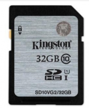 金士顿(Kingston) 80MB/s SD Class10 UHS-I高速存储 32G