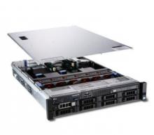 戴尔(DELL) 服务器 /R720 2U机架式 两颗E5-2603V2 CPU 配单电源 2根8G/3块300G硬盘/RAID 5