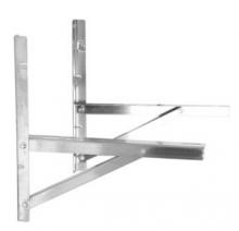 格力不锈钢空调支架1-1.5P厚度