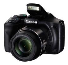 佳能(Canon)PowerShot SX540 HS 数码相机( 2030万像素 、50倍光学变焦)