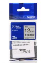兄弟(Brother)TZ-M931标签色带TZE-M931标签纸12MM银底黑字 标签带