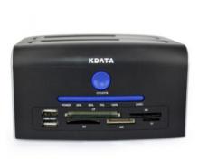 金田(KDATA)CH-329U3S USB3.0立式硬盘盒